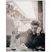 "House Additions ""James Dean NYC 1955"" by Stock Photographic Print Plaque"