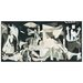 """House Additions """"Guernica"""" by Picasso Graphic Art Plaque"""
