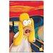 House Additions Homer l Urlo Graphic Art Plaque