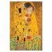 House Additions 'Bacio' by Klimt Art Print Plaque