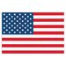"""House Additions """"Stars and Stripes"""" by Wyndham Boulter Graphic Art Plaque"""