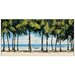 House Additions 'Serenity Grove' by Panizza Graphic Art Plaque