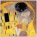 House Additions 'Il Bacio Detail' by Klimt Art Print Plaque