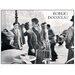 House Additions 'Bacio All Hotel De Ville Paris 1950' by Doisneau Graphic Art Plaque