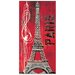 """House Additions """"Paris Vibe"""" by Taylor Graphic Art Plaque"""