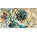 House Additions 'Improvvisazione Senza Titolo' by Kandinsky Art Print Plaque