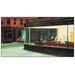 House Additions 'Nighthawks' by Hopper Graphic Art Plaque