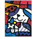 House Additions 'Ginger' by Britto Graphic Art Plaque