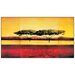House Additions 'Kenya' by Emmerich  Graphic Art Plaque