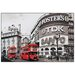 House Additions 'London' by Piccadilly Circus Graphic Art Plaque