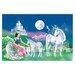 House Additions 'Unicorn Princess' by Robin Koni Graphic Art Plaque