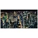 House Additions 'NYC from the Empire State Building' by Silberman  Photographic Print Plaque