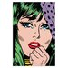 House Additions 'True Romance' by Tee Buzz Graphic Art Plaque
