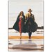 """House Additions """"The Road to Nowhere"""" by Vettriano Art Print Plaque"""