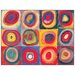 House Additions 'Studio Del Colore' by Kandinsky Art Print Plaque