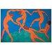House Additions 'La Danza' by Matisse Art Print Plaque
