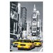 House Additions Time Square Graphic Art Plaque
