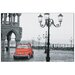 House Additions 'Piazza San Marco' by Cinquecento Graphic Art Plaque