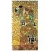 House Additions 'Embrace' by Klimt Art Print Plaque