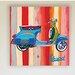 House Additions 'Pop Vespa II' by Salvini Graphic Art Plaque