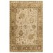 House Additions Annecy Louvre 1 Gold Area Rug