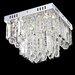 House Additions 6 Light Flush Ceiling Light