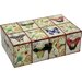 House Additions Butterfly Rectangular Box