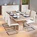 House Additions Absoluto Extendable Dining Table