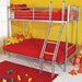 House Additions Halkyn Twin Bunk Bed