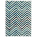 House Additions Troyes Hand-Woven Area Rug
