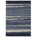 House Additions Saone Blue Area Rug