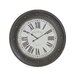 House Additions Mastino Wood Wall Clock