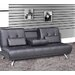 House Additions Croft 3 Seater Clic Clac Sofa Bed