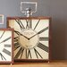 House Additions Rossberg Tabletop Clock