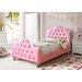 Home & Haus Diamanté Panel Bed