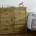 Home & Haus Balder 6 Drawer Chest of Drawers