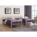 Home & Haus Rhodes European Single Bunk Bed