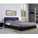 Home & Haus Bambill Upholstered Bed Frame