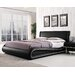 Home & Haus Healesville Upholstered Bed Frame