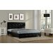 Home & Haus Kelvin Upholstered Bed Frame