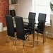 Home & Haus Maldon Dining Table and 4 Chairs