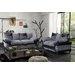 Home & Haus Line Sofa Set
