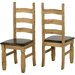 Home & Haus Alisa Extendable Dining Table and 6 Chairs