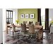 Home & Haus Extendable Dining Table