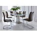 Home & Haus Lilo Extendable Dining Table