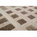 Home & Haus Barite Light Brown Area Rug