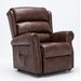 Home & Haus Brooklyn Rise and Recline Recliner
