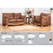 Home & Haus Lyon 3 Piece Living Room Set