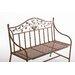 Home & Haus Shispare Garden Bench