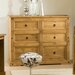 Home & Haus Traditional Corona 6 Drawer Chest of Drawers